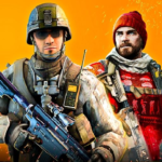 Counter Attack Shooting (CAS) – New FPS Strike 1.0 APK (MOD, Unlimited Money)
