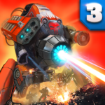 Defense Legend 3: Future War 2.6.2   APK (MOD, Unlimited Money)