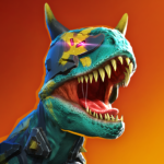 Dino Squad TPS Dinosaur Shooter  0.14.0 APK (MOD, Unlimited Money)