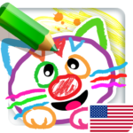 Drawing for Kids Learning Games for Toddlers age 3  APK (MOD, Unlimited Money)
