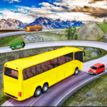 Drive Hill Coach Bus Simulator : Bus Game 2019 1.0 APK (MOD, Unlimited Money)
