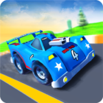 Extreme Kids Car Racing Game 2018 1.141 APK (MOD, Unlimited Money)