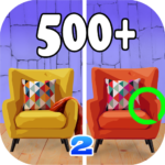 Find The Differences 500 Photos 2 1.0.8  APK (MOD, Unlimited Money)