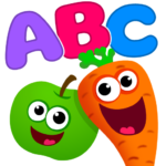 Funny Food ABC games for toddlers and babies 1.8.0.49 APK (MOD, Unlimited Money)