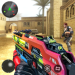 Fury Strike : Anti-Terrorism Shooter 1.0.6 APK (MOD, Unlimited Money)