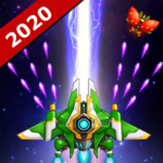 Galaxy Invader: Space Shooting 2020 1.61  APK (MOD, Unlimited Money)
