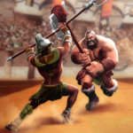 Gladiator Heroes Clash: Fighting and strategy game 3.4.1 APK (MOD, Unlimited Money)