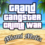 Grand Gangster Miami Mafia Crime War Simulator 1.5 APK (MOD, Unlimited Money)