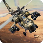 Helicopter Air Gunship : Modern War 1.14 APK (MOD, Unlimited Money)