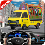 Indian Bus Taxi Simulator 1.7 APK (MOD, Unlimited Money)