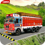 Indian Real Cargo Truck Driver 1.51  (MOD, Unlimited Money)