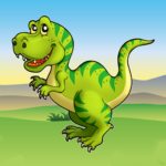 Kids Dino Adventure Game – Free Game for Children 26.6  APK (MOD, Unlimited Money)