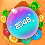 Lucky 2048 – Merge Ball and Win Free Reward 1.0 APK (MOD, Unlimited Money)