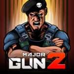Major GUN : War on Terror – offline shooter game 4.1.6 APK (MOD, Unlimited Money)