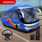 Modern Offroad Uphill Bus Simulator 0.1 APK (MOD, Unlimited Money)