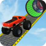 Monster Truck Stunt Race : Impossible Track Games 1.4 APK (MOD, Unlimited Money)