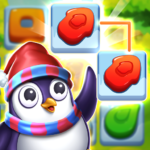 PEW PENGY – MATCHING PUZZLE & PAIR CONNECTION 2.6 APK (MOD, Unlimited Money)