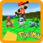 Pixelmon Trainer Craft: New Game 2020 Catch Poсket 1.3 APK (MOD, Unlimited Money)