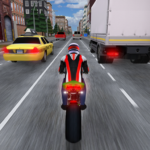 Race the Traffic Moto 1.2.1 APK (MOD, Unlimited Money)