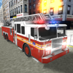 Real Fire Truck Driving Simulator: Fire Fighting 1.0.5 APK (MOD, Unlimited Money)