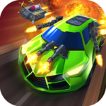 Road Rampage: Racing & Shooting to Revenge 4.4.2 APK (MOD, Unlimited Money)