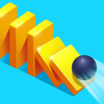 Rolling Domino 1.1.4  APK (MOD, Unlimited Money)