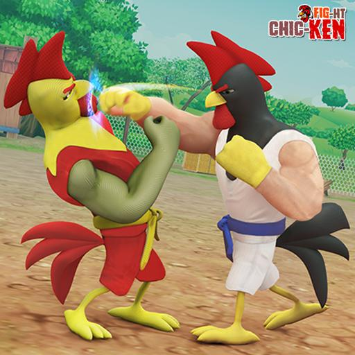 Rooster Fighting : Kung Fu Chicken Battle 2.2.0 APK (MOD, Unlimited Money)