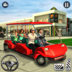Shopping Mall Radio Taxi: Car Driving Taxi Games 3.3 APK (MOD, Unlimited Money)