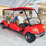 Shopping Mall Smart Taxi: Family Car Taxi Game 1.8 APK (MOD, Unlimited Money)