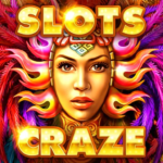 🎰 Slots Craze: Free Slot Machines & Casino Games  1.152.75 APK (MOD, Unlimited Money)