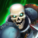 Spooky Wars Battle Castle Defense Strategy Game  SW-00.00.58 APK (MOD, Unlimited Money)