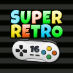 SuperRetro16 (SNES Emulator) 2.1.1 APK (MOD, Unlimited Money)
