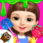 Sweet Baby Girl Cleanup 5 – Messy House Makeover 6.0.32 APK (MOD, Unlimited Money)