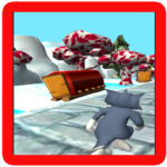 Talking cat run game: tom dash run adventure 1.0 APK (MOD, Unlimited Money)