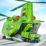 US Army Humvee Car Transporter – Parking Game 1.0.14 APK (MOD, Unlimited Money)