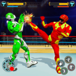 Ultimate Robot Ring Fighting 2020 1.6 APK (MOD, Unlimited Money)
