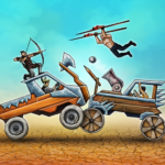 War Cars: Epic Blaze Zone 1.1.38 APK (MOD, Unlimited Money)