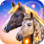 Wild Horse Clan: Animal Simulator – groom a herd! 1.2.1 APK (MOD, Unlimited Money)