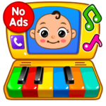 Baby Games – Piano, Baby Phone, First Words 1.2.0  APK (MOD, Unlimited Money)