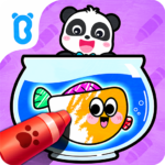 Baby Panda's Coloring Book  Baby Panda's Coloring Book   APK (MOD, Unlimited Money)