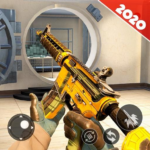 Bank Robbery SSG Shooting Game 2020  APK (MOD, Unlimited Money)