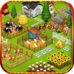 Big Little Farmer Offline Farm- Free Farming Games  1.8.4 APK (MOD, Unlimited Money)
