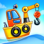 Game Island. Kids Games for Boys. Build House  Game Island. Kids Games for Boys. Build House   APK (MOD, Unlimited Money)