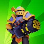 Bullet Knight: Dungeon Crawl Shooting Game 1.1.11 APK (MOD, Unlimited Money)