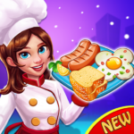 Cooking Delight Cafe- Tasty Chef Restaurant Games 2.0 APK (MOD, Unlimited Money)
