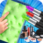 DIY Makeup Slime Maker! Super Slime Simulations  2.1 APK (MOD, Unlimited Money)