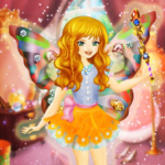 Fairy Dress Up for Girls Free 1.4.0  APK (MOD, Unlimited Money)