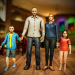 Family Dad Life – Dream Happy Family Games 1.0.3 APK (MOD, Unlimited Money)