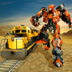 Futuristic Train Real Robot Transformation Game 1.3.0 APK (MOD, Unlimited Money)