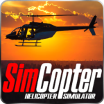Helicopter Simulator SimCopter 2018 Free 1.0.3 APK (MOD, Unlimited Money)
